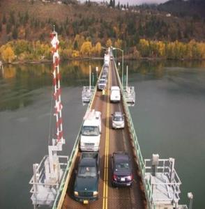 The Hood River Interstate Bridge