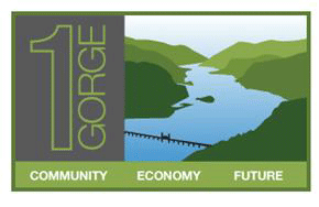 One Gorge Logo